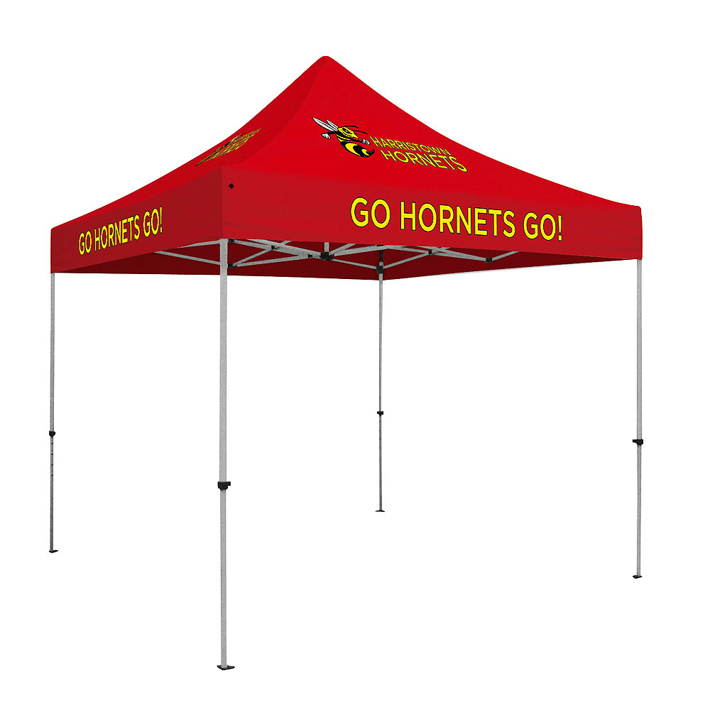branded event tents