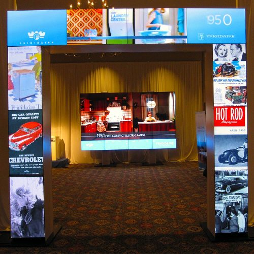 APG Displays video wall