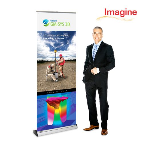 interchanging pull-up banner 1