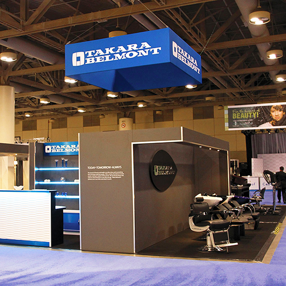 Exhibition Booth Signage : Trade show displays booths exhibits toronto ontario