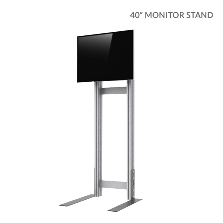 portable monitor stand