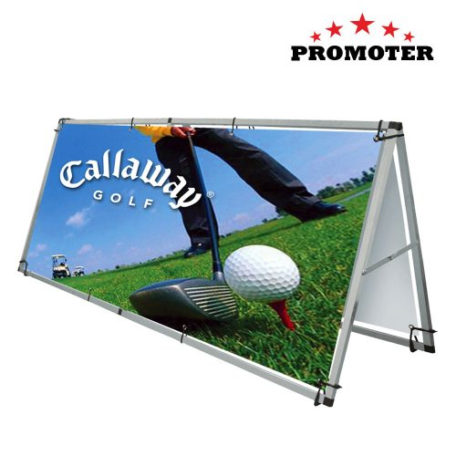 outdoor event banner