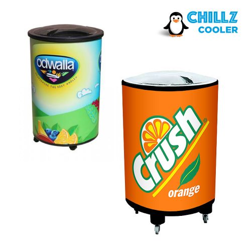promotional drink cooler