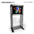 crosswire monitor tower