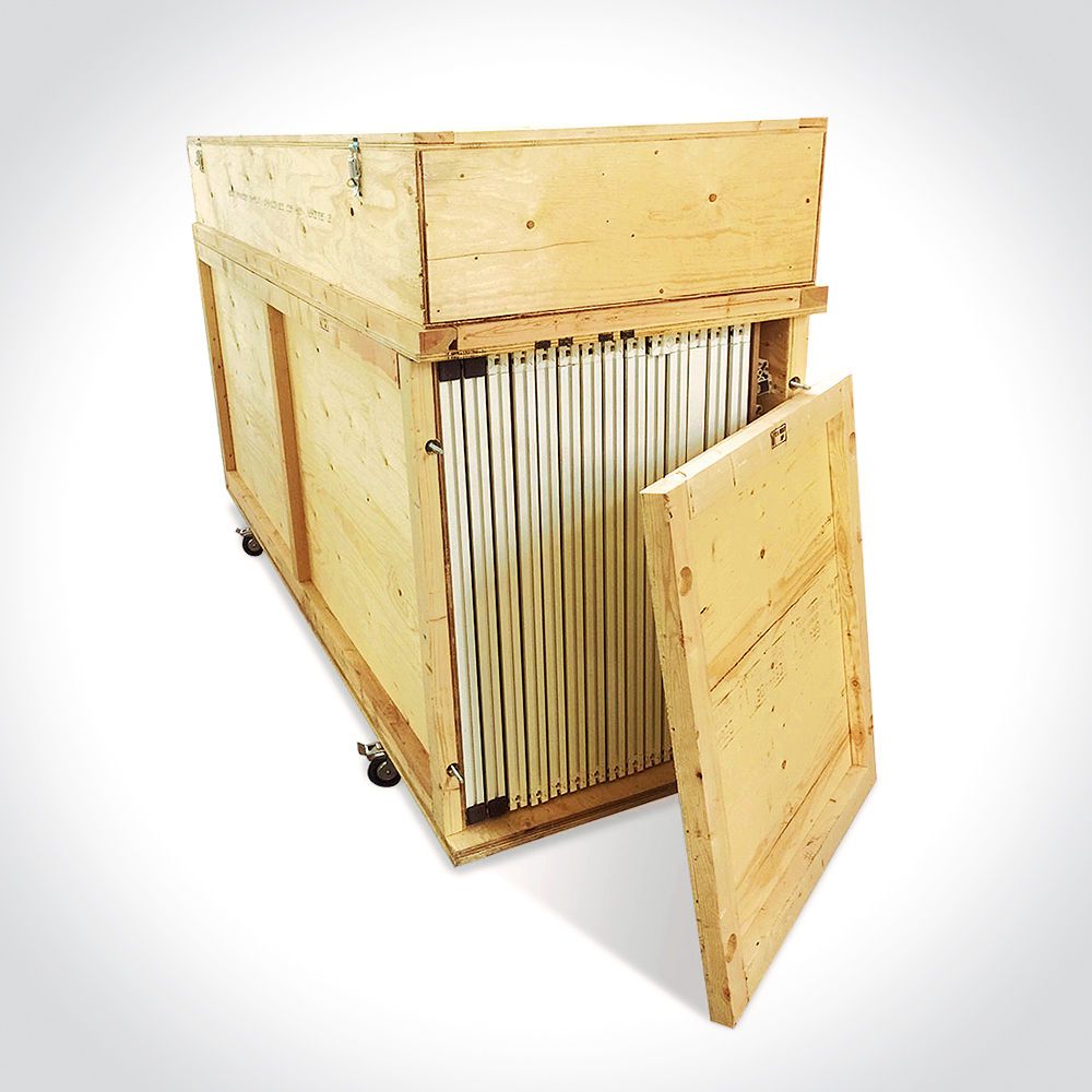 exhibition crate