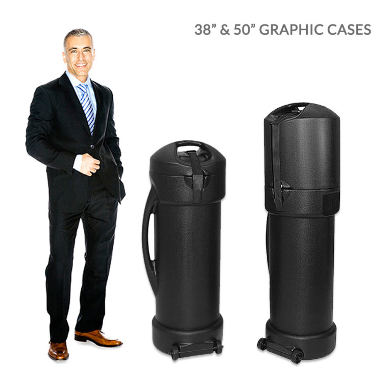 trade show graphic cases