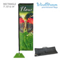 rectangle outdoor flag