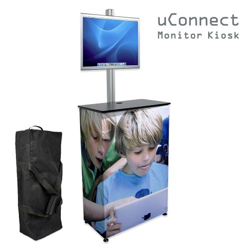 uconnect monitor kiosk