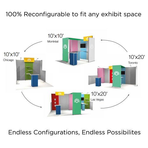 reconfigurable exhibit