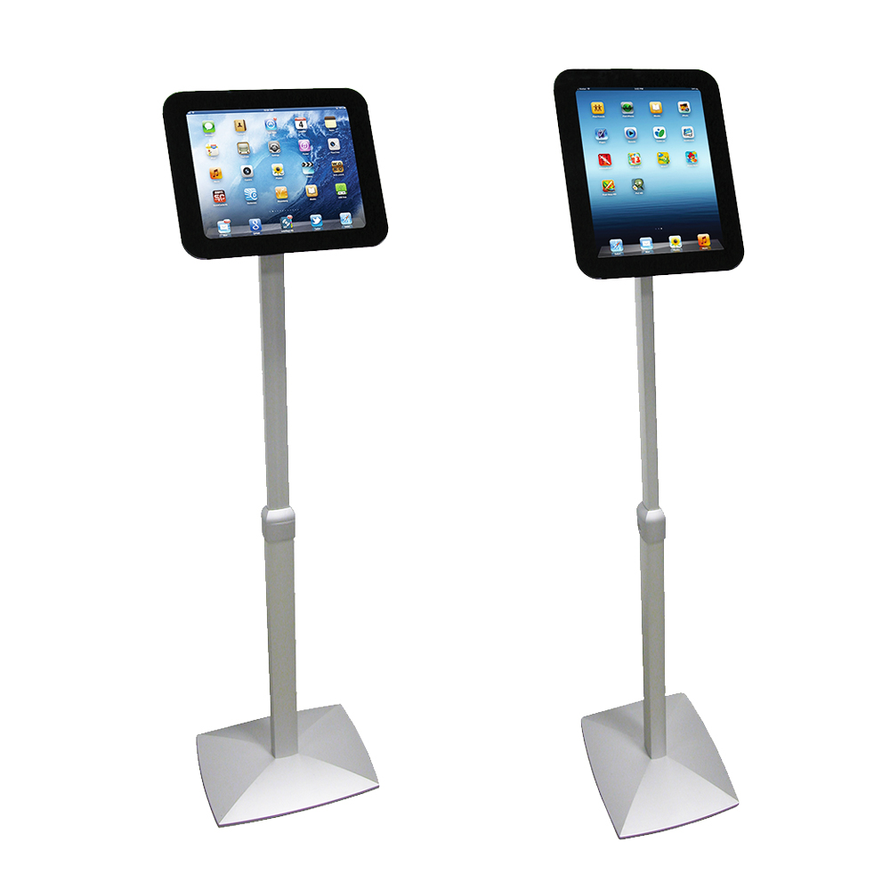 Stand View Exhibition Solutions : Ipad stands tablet holder adfab exhibits toronto canada